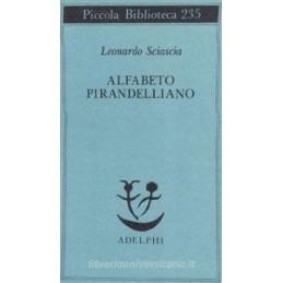 ALFABETO PIRANDELLIANO