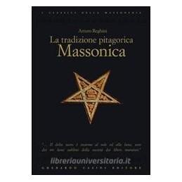 TRADIZIONE PITAGORICA MASSONICA