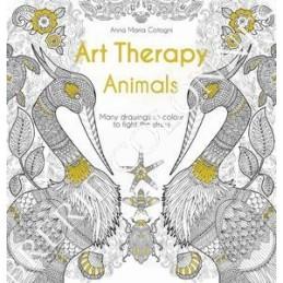art therapy animali