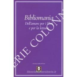 BIBLIOMANIA