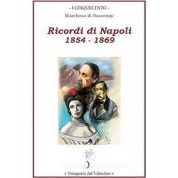 RICORDI DI NAPOLI 1854-1869