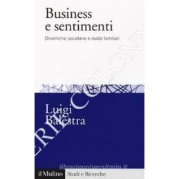 BUSINESS E SENTIMENTI