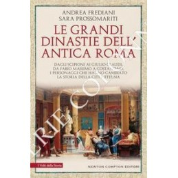 GRANDI DINASTIE ANTICA ROMA