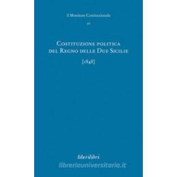 COSTITUZIONE POLITICA DEL REAME DELLE DUE SICILIE