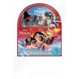 libro giocakit mulan
