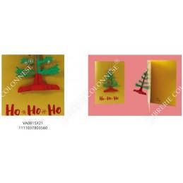 biglietti-augurali-origami-pop-up-oro-albero-di-natale