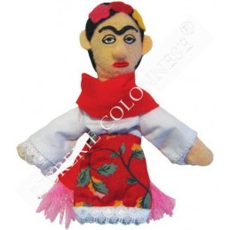 Pupazzo magnetico Frida Kahlo