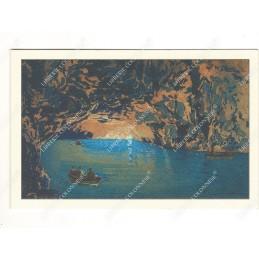 cartolina-gouaches-grotta-azzurra-capri