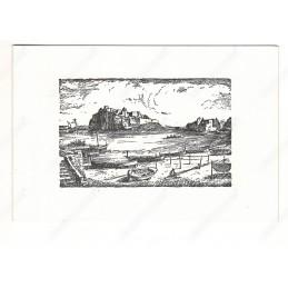 gouaches-castello-ischia