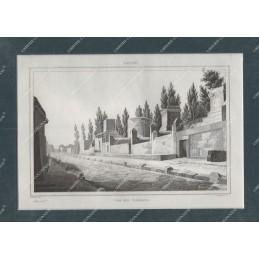 pompei-voie-des-tombeaux-incisione-su-acciaio