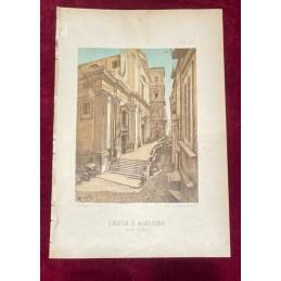 chiesa-s-agostino--cromolitografia-originale-depoca-tratta-da-napoli-antica1889