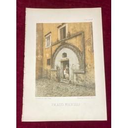palazzo-piscicelli--cromolitografia-originale-depoca-tratta-da-napoli-antica1889