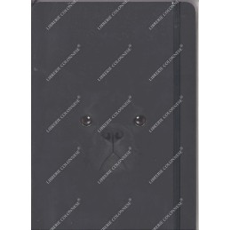 notebook-nero-cane-fogli-bianchi