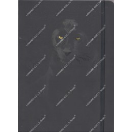 notebook-nero-pantera-righe