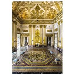 la-sala-del-trono-cartolina-reggia-di-caserta-cm-17x12
