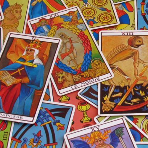 Tarocchi e carte da gioco