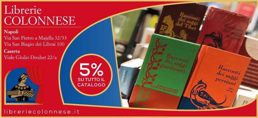 Acquista sul sito! Sconto del 5% su tutto il catalogo libri nuovi